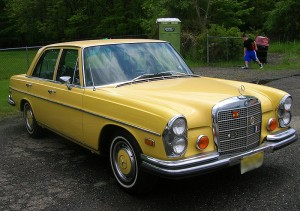 1970 Mercedes 280se 4 5 Classic Cars Today Online