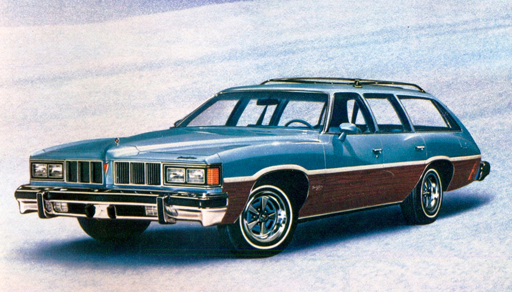 1976 pontiac lemans safari wagon classic cars today online. Black Bedroom Furniture Sets. Home Design Ideas