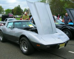 1978 Chevrolet Corvette.  (Owned by Joseph Manzo)