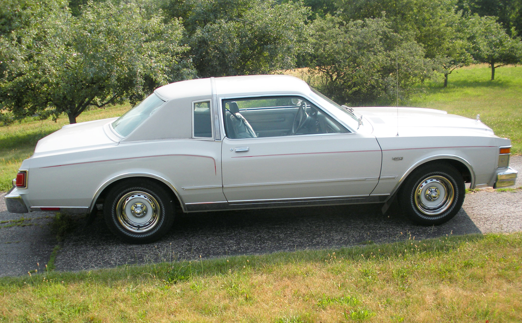 1979 Chrysler LeBaron Sport Medallion coupe | CLASSIC CARS TODAY ONLINE