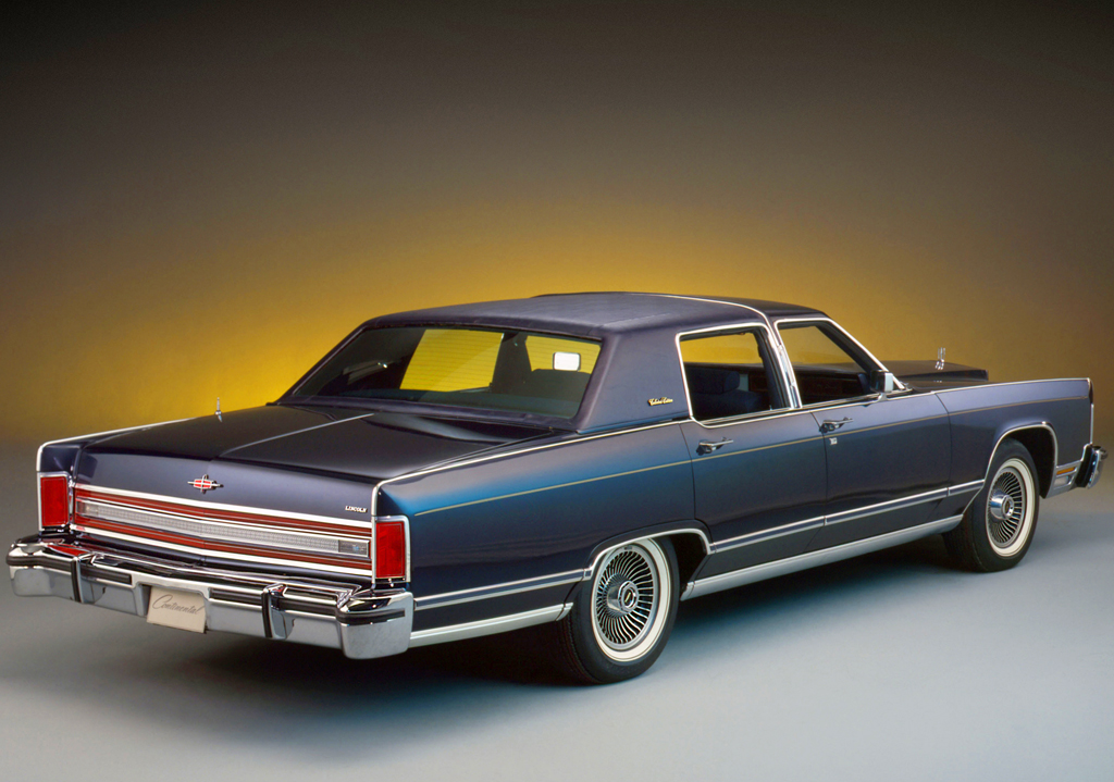 1979 Lincoln Continental Collectors Series D