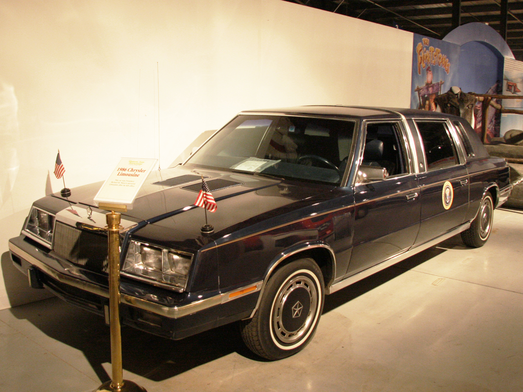 1986 Chrysler Limousine Owned By Richard Nixon Classic
