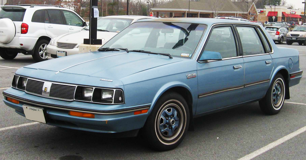 1986 Oldsmobile Cutlass Ciera | CLASSIC CARS TODAY ONLINE