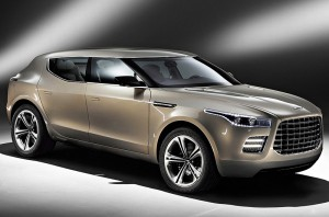 Aston Martin Sport Utility Concept Classic Cars Today Online