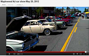 Car show video | CLASSIC CARS TODAY ONLINE