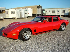 1980 Chevrolet Corvette Sedan Classic Cars Today Online