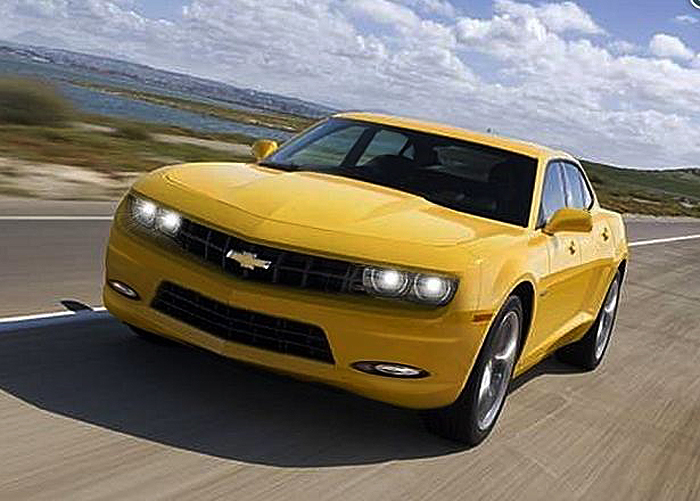 Chevrolet 4 door Camaro