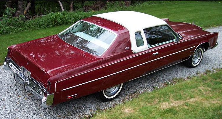 1976 chrysler new yorker classic cars today online