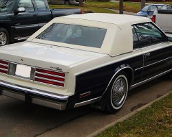 1980 Chrysler Cordoba Bill Blass Edition