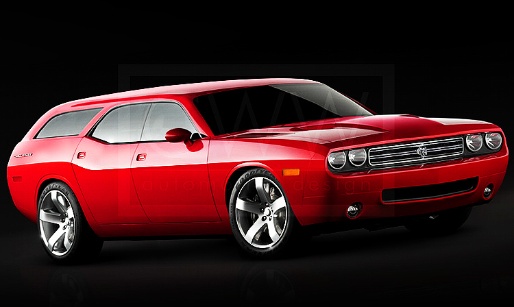 2012 Dodge Challenger 4 Door Station Wagon Classic Cars Today Online