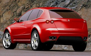 2010 Ferrari Sport Utility Concept Classic Cars Today Online