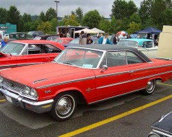 1963 Ford Galaxie vinyl