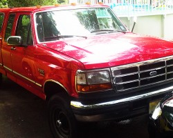 1997 Ford F-250 HD Rall