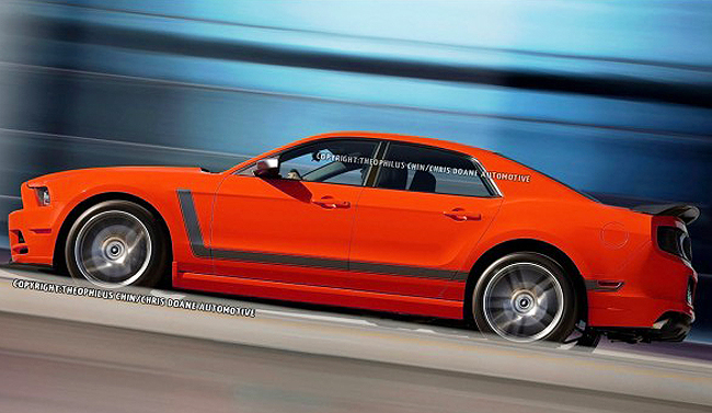 2014 Ford Mustang Sedan Classic Cars Today Online