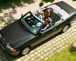1992 Mercedes 300CE Cabriolet