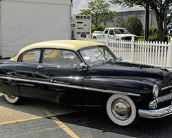 1950 Mercury Monterey coupe.