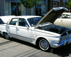 1964 Plymouth Valiant sedan.  (Photo credit: Sean Connor)