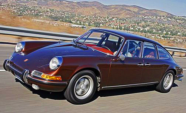A Texas Porsche dealer hired coachworks builder Troutman & Barnes to create this one-off 911 four-door.  (Photo credit: Mad4wheels)