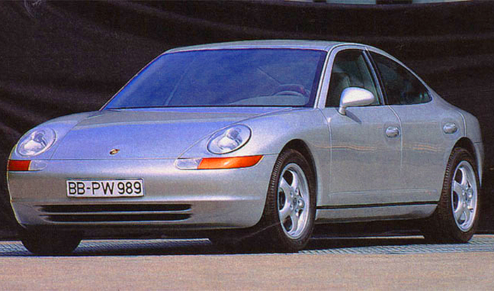 1989 Porsche Four Door 989 Classic Cars Today Online