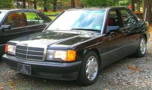 1993 mercedes 190e 2 6 limited edition classic cars for Mercedes benz 190e headlights
