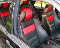 1993 Mercedes 190E 2.6 Limited Edition recaro seats