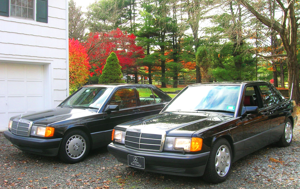 1993 Mercedes 190E 2.6 limited edition