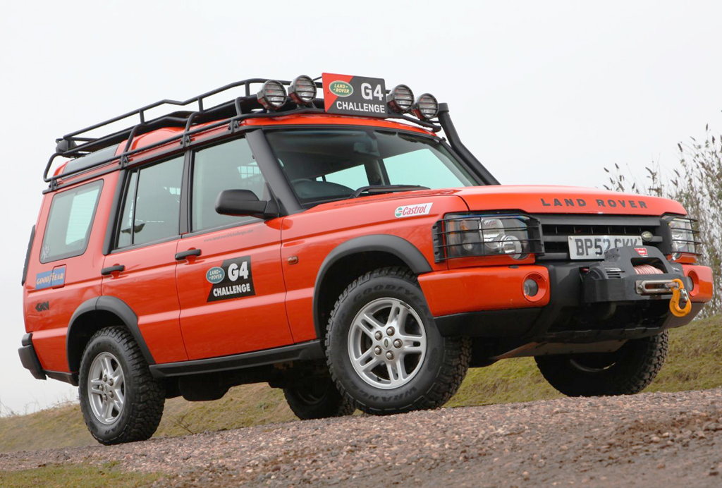 2004 Land Rover Discovery G4 | CLIC CARS TODAY ONLINE