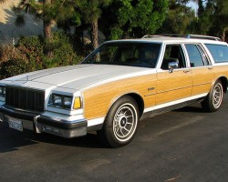 1988 Buick Electra Estate wagon