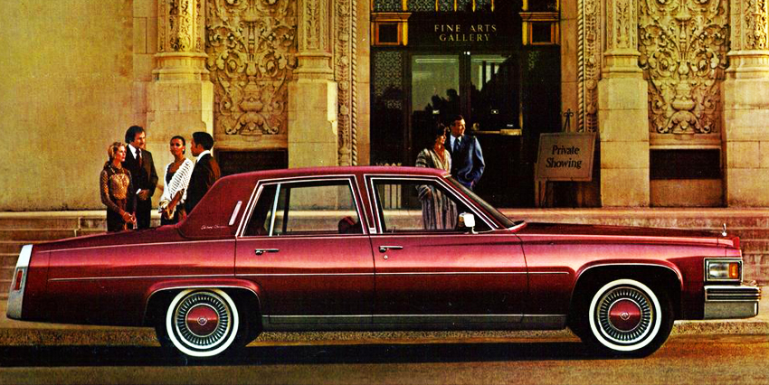 1978 Cadillac Fleetwood Brougham | CLIC CARS TODAY ONLINE