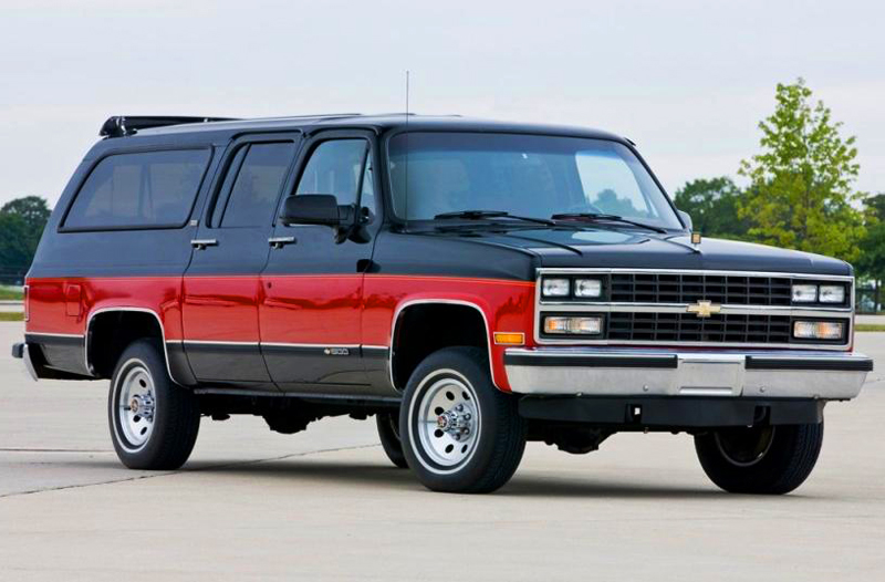 1991 Chevrolet Suburban | CLASSIC CARS TODAY ONLINE