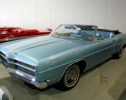 1970 Ford Galaxie convertible