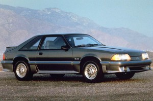 1988 Ford Mustang Gt Classic Cars Today Online