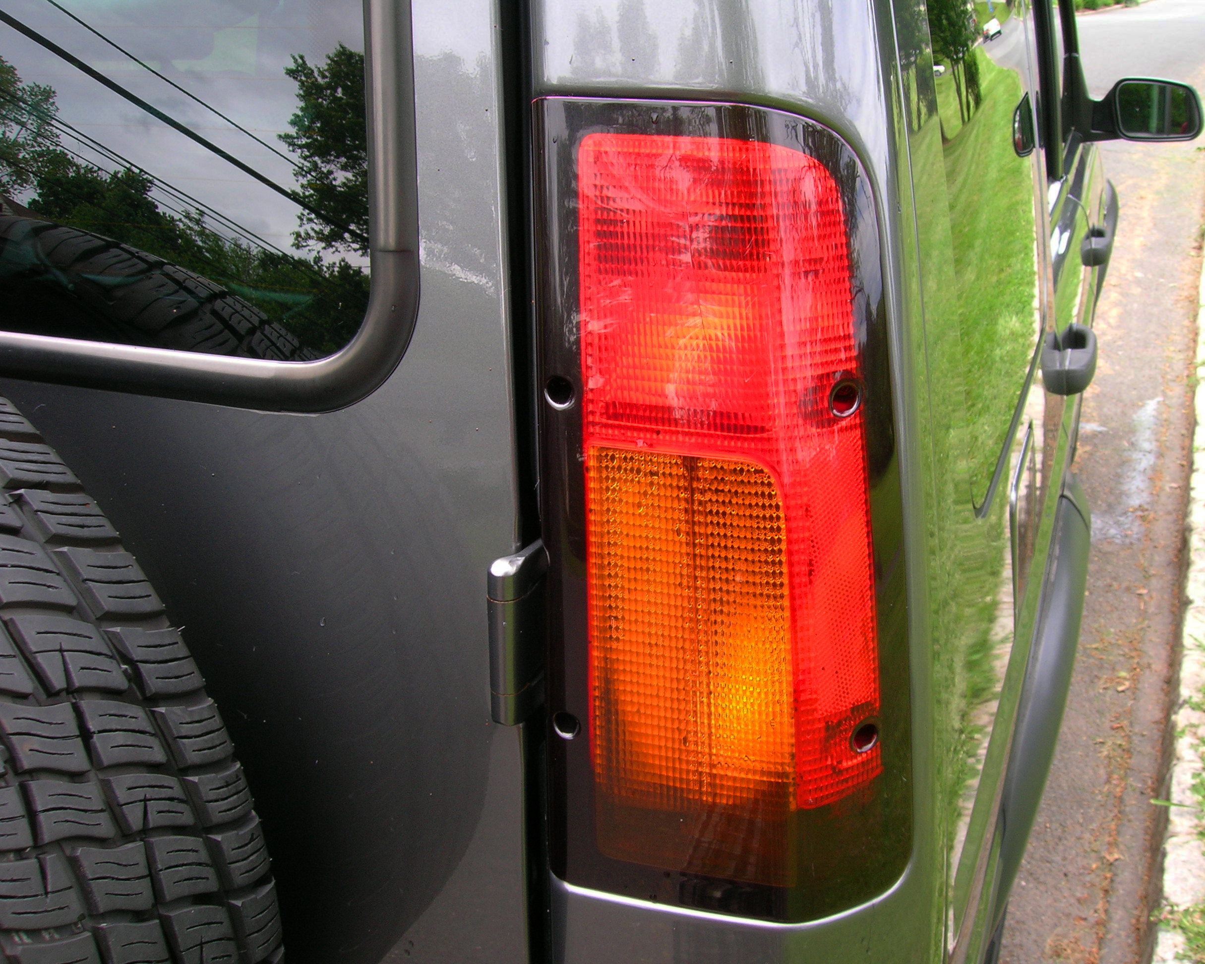 Land Rover Discovery 2 Brake Light On Car Rear Diagram Landrover Td5 Facelift 2003 Rh Xfb000421 Brand New Source Tail Design 2004 Discoverys Classic