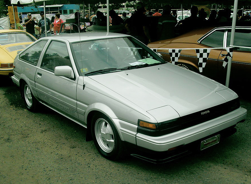 1985 Toyota Corolla Gt S Hatchback Classic Cars Today Online