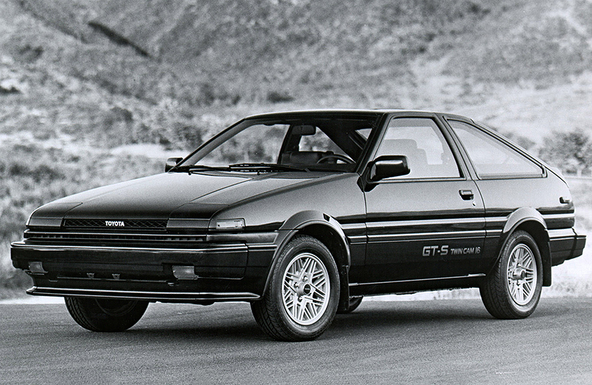 1986 Toyota Corolla Gt S Hatchback Classic Cars Today Online