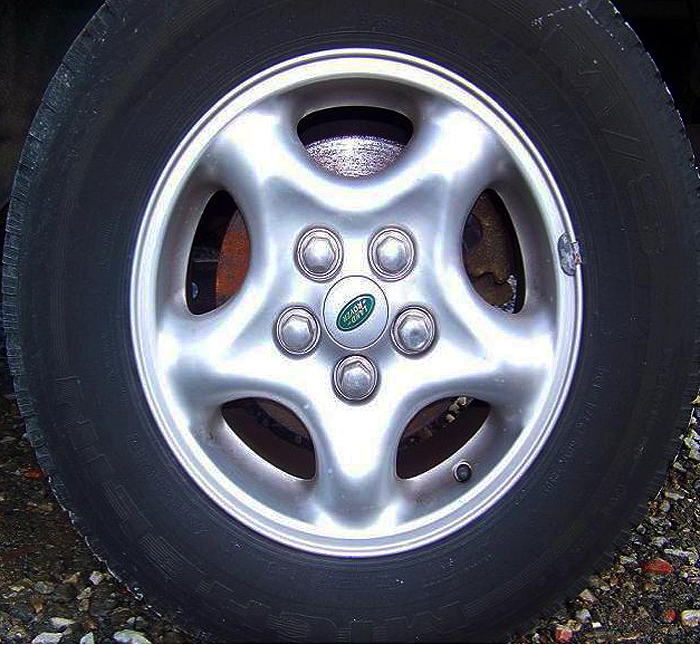 """What Year 16"""" Wheels Will Fit My 2002 D2?"""