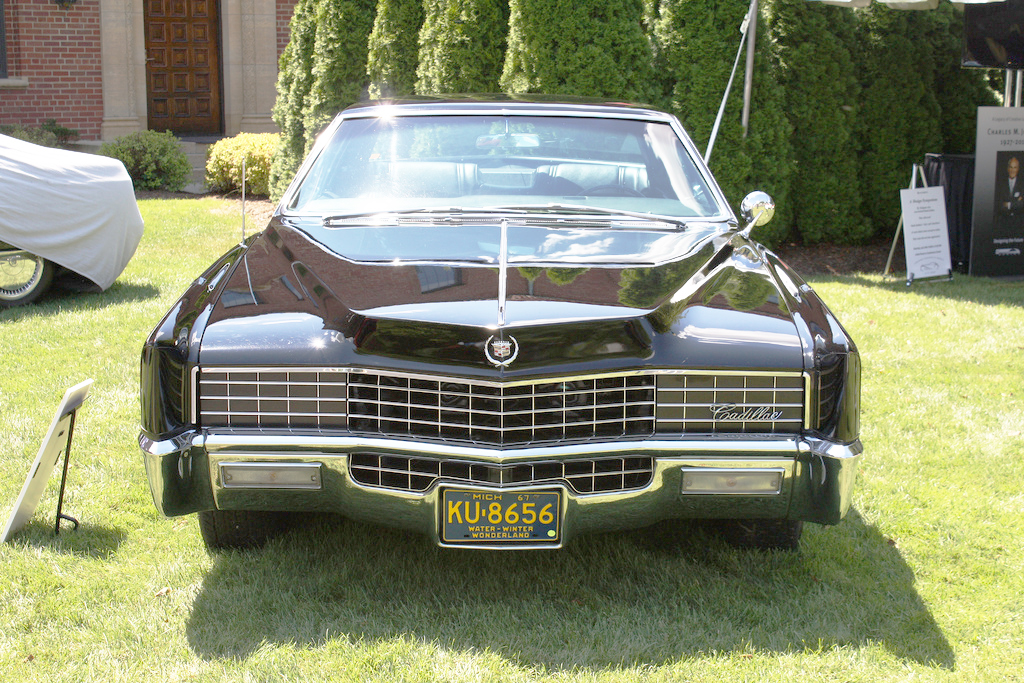 1967 cadillac eldorado front view classic cars today online. Black Bedroom Furniture Sets. Home Design Ideas