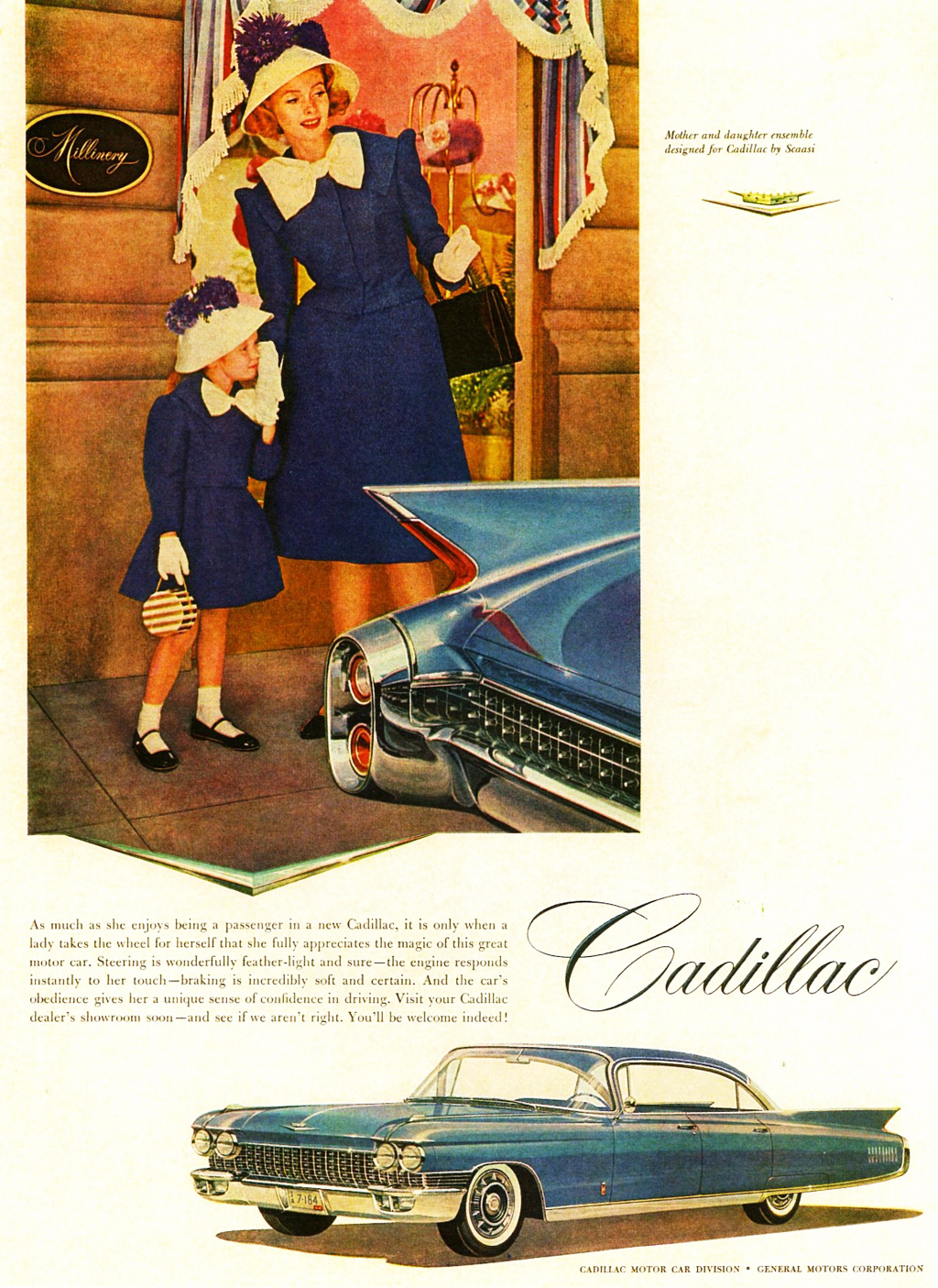 1960 Cadillac Fleetwood ad b | CLASSIC CARS TODAY ONLINE