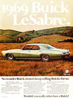 1969 buick ad