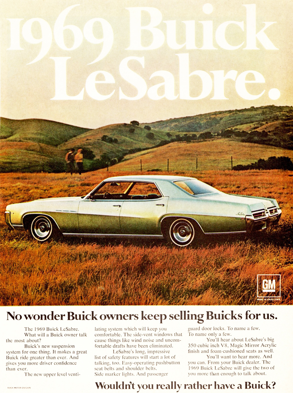 1969 Buick LeSabre ad | CLASSIC CARS TODAY ONLINE