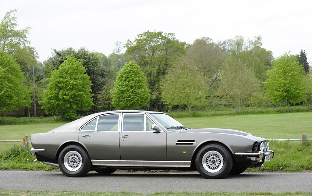 1974 Aston Martin V8 Sedan Classic Cars Today Online