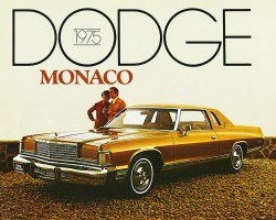 1975 dodge royal monaco ad