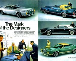 1977 Lincoln Mark V Collectors Edition