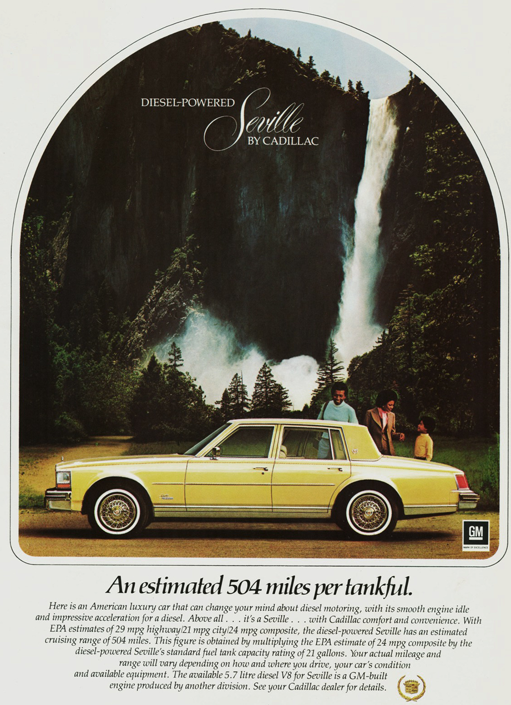 1979 Cadillac Seville Diesel Ad Classic Cars Today Online
