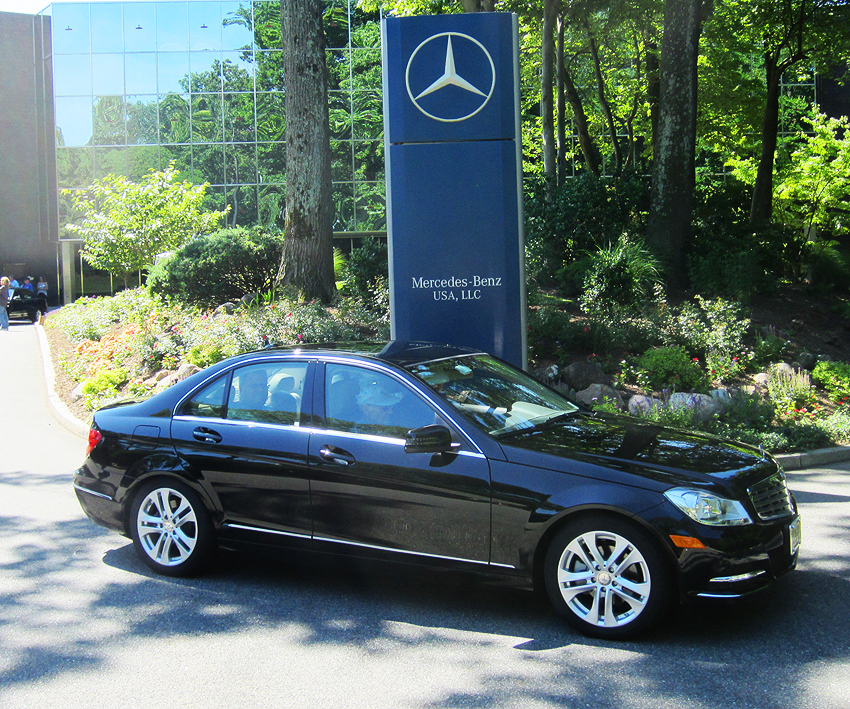 2012 mercedes benz c300 luxury at 2012 june jamboree in for Mercedes benz montvale nj