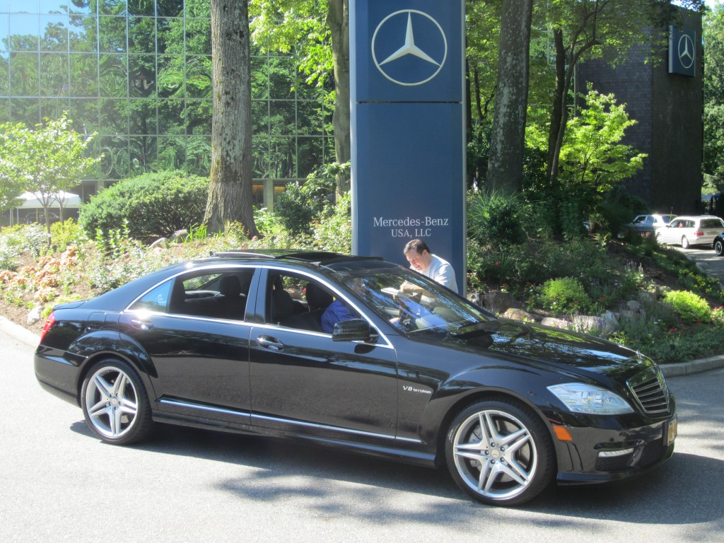 2011 mercedes benz s63 amg at 2012 june jamboree in for Mercedes benz montvale nj