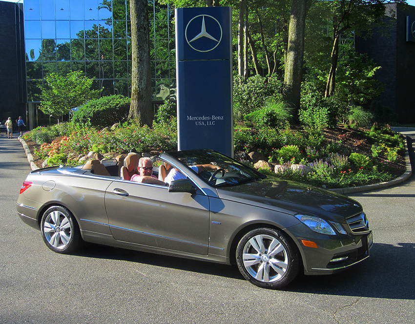 2012 mercedes benz e350 cabrio at 2012 june jamboree in for Mercedes benz montvale nj
