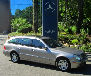 2004 mercedes benz e320 wagon at 2012 june jamboree in for Mercedes benz montvale nj