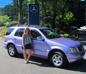 2000 mercedes benz ml320 at 2012 june jamboree in montvale for Mercedes benz montvale nj