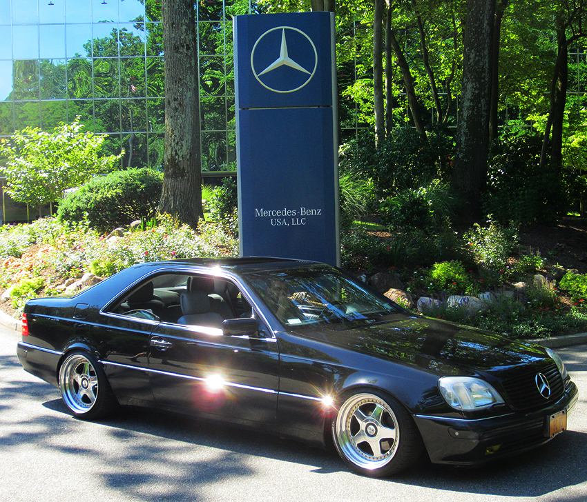 Benz Cl500 Pictures 1999 Mercedes-benz Cl500 at